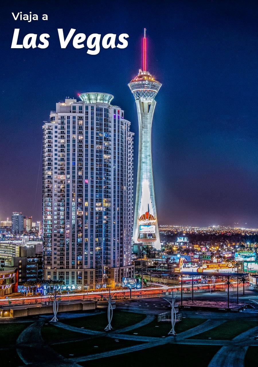 1BOOK | Viaje a Las Vegas