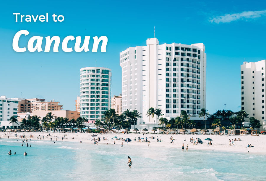 1BOOK | Travel to Cancun