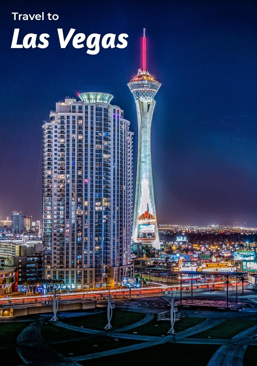 1BOOK | Travel to Las Vegas