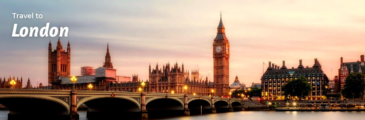 1BOOK | Travel to London