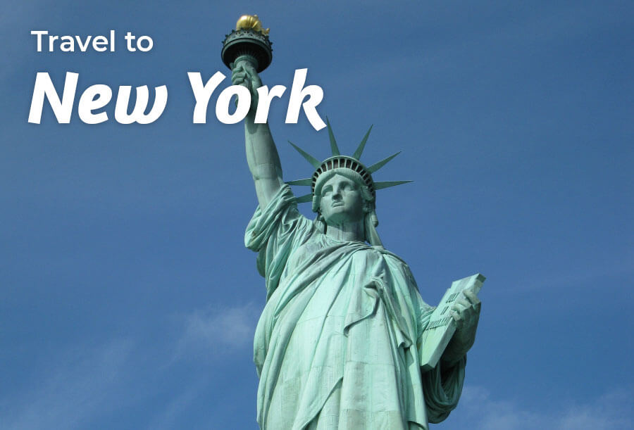 1BOOK | Travel to New York