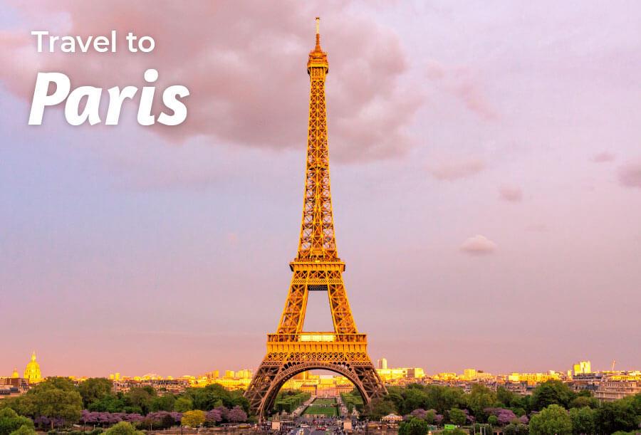 1BOOK | Travel to Paris